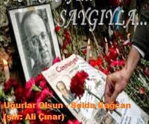 Uğurlar Olsun - Selda Bağcan (şiir: Ali Çınar)