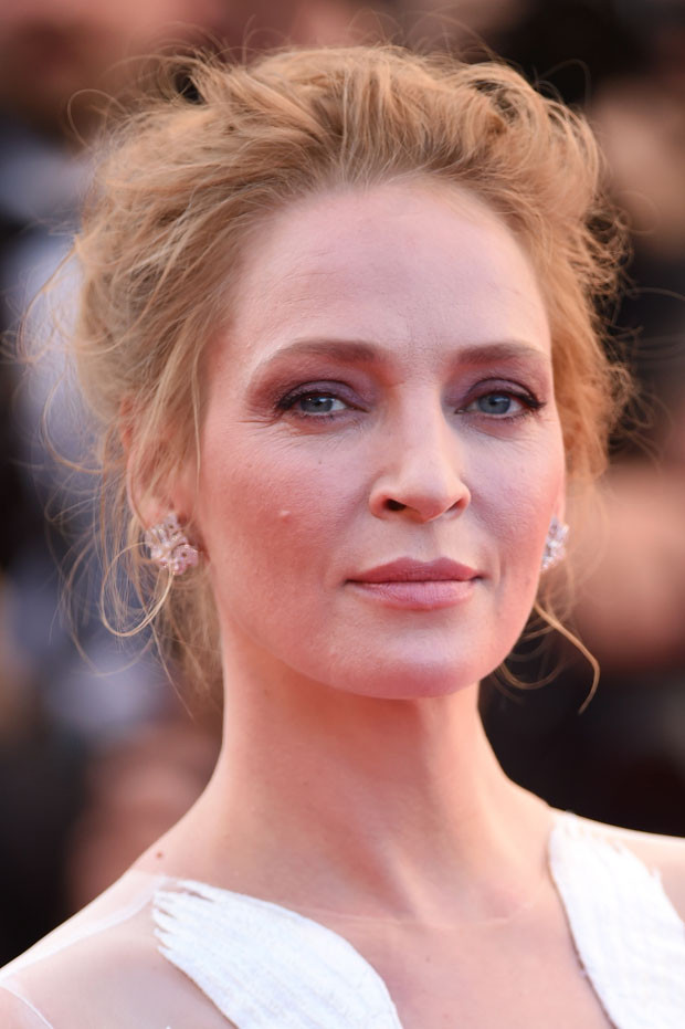 Uma Thurman – 'A Fistful of Dollars' Cannes Screening & Closing Ceremony