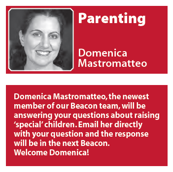 Ask Domenica In the West Vancouver Beacon