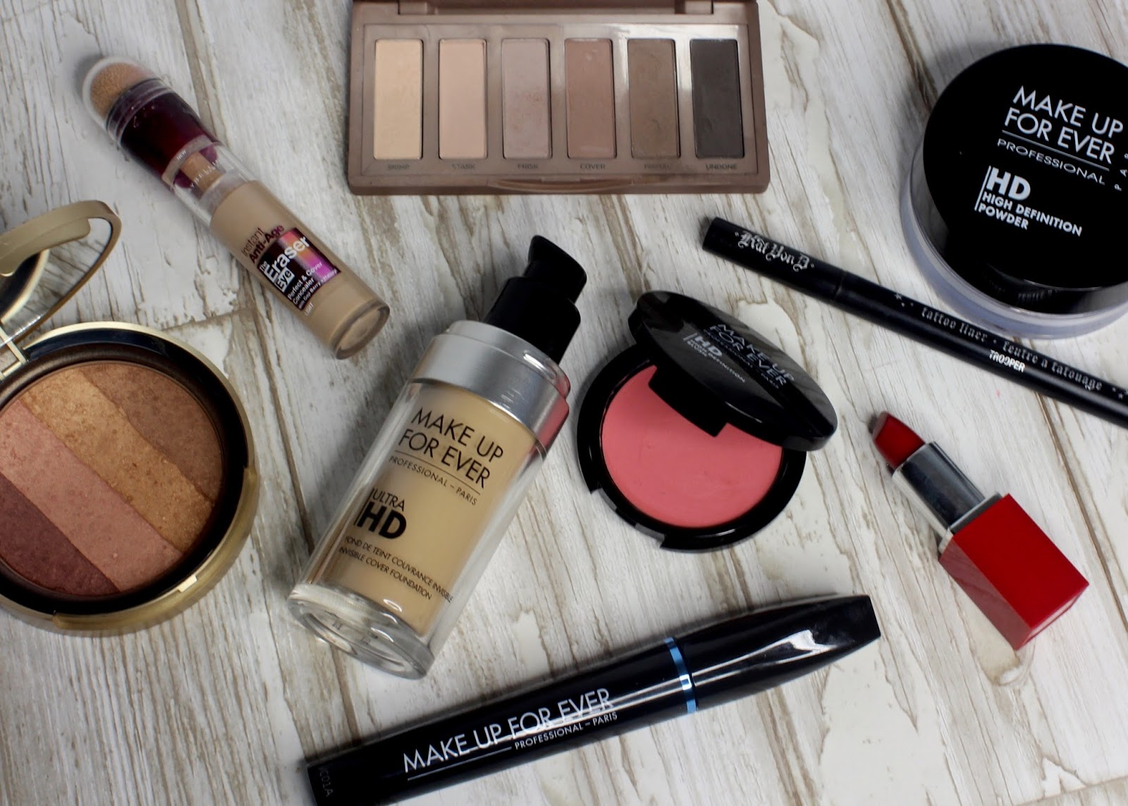Make Up For Ever originally introduced their HD foundation in response to advances in technology meaning that HD cameras and TVs were showing skin in ...