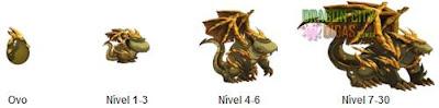 Dragão Colossal - Informações