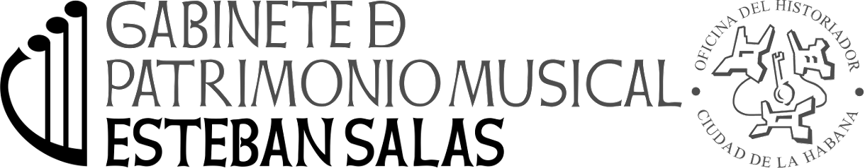 Gabinete de Patrimonio Musical Esteban Salas