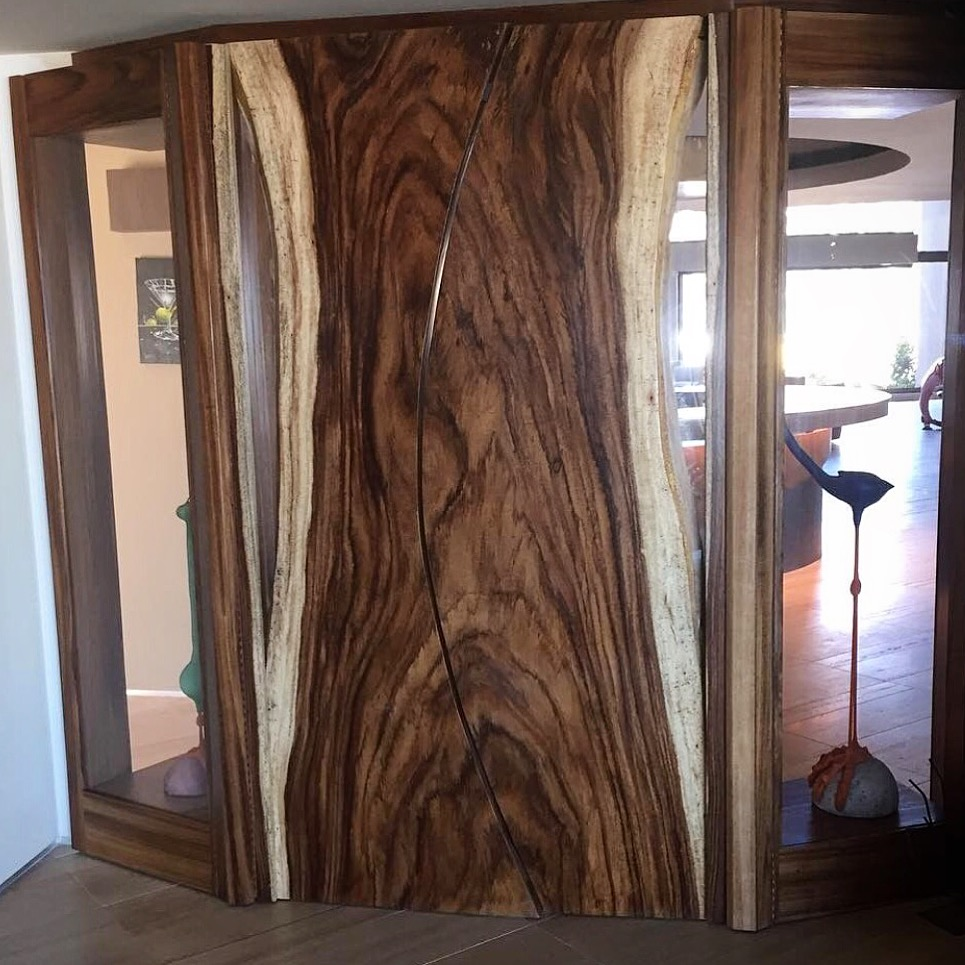 Tropical Exotic Hardwoods Well Here S The Finished