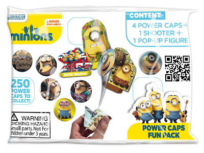 Power Caps® de los Minions