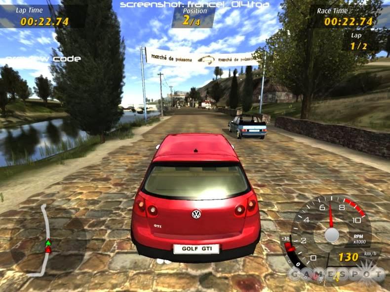 شرح تحميل وتتبيث لعبة السيارات الممتعة جدا GTI Racing بمساحة 258 ميجا