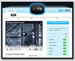 Área de trabalho YouTubemachine