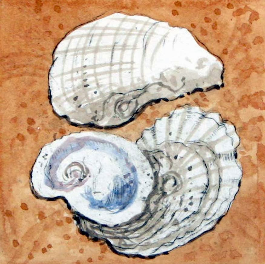 The delectable oyster is an eating delicacy for most people when ... Oyster Eating Salt
