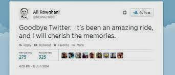 تويتر. مسؤول ادارة العمليات يغرد باستقالته رسميا