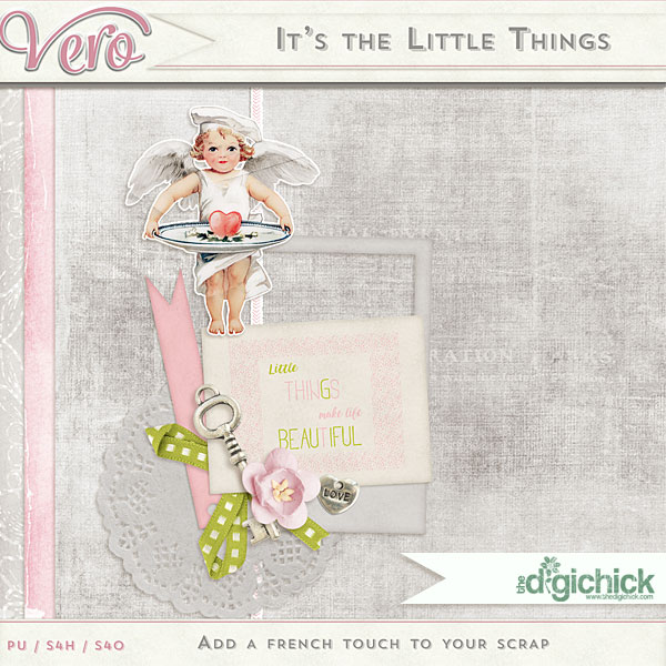 Freebie offered by Vero - The French Touch