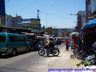 Ciudad del Este en Paraguay