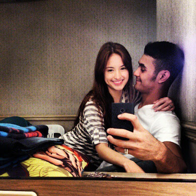 Coleen Garcia & Gab Valenciano breaks up