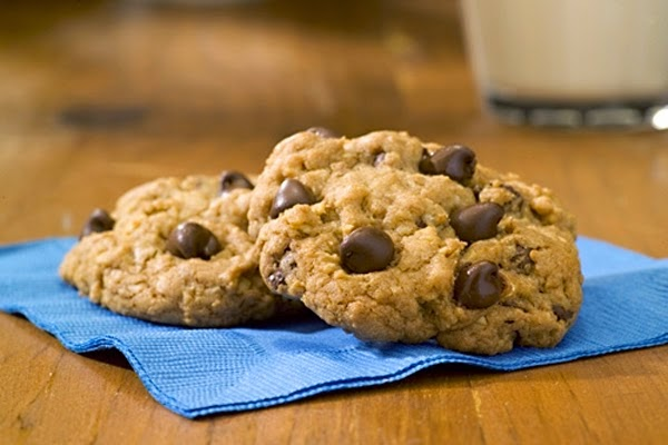 RESEP KUE SEHAT INDONESIA COOKIES CHOCO CHIP OATMEAL