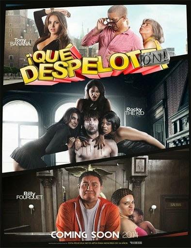 Ver ¡Que despeloton! (2014) Online