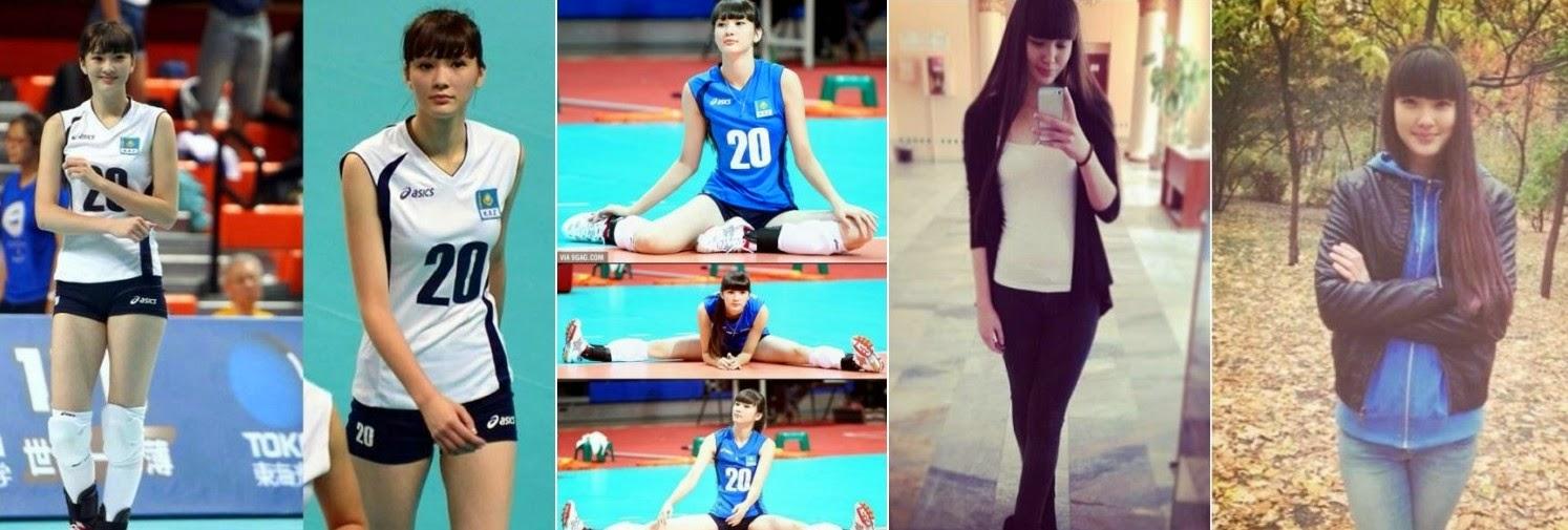Koleksi Foto Cantik Sabina Altynbekova