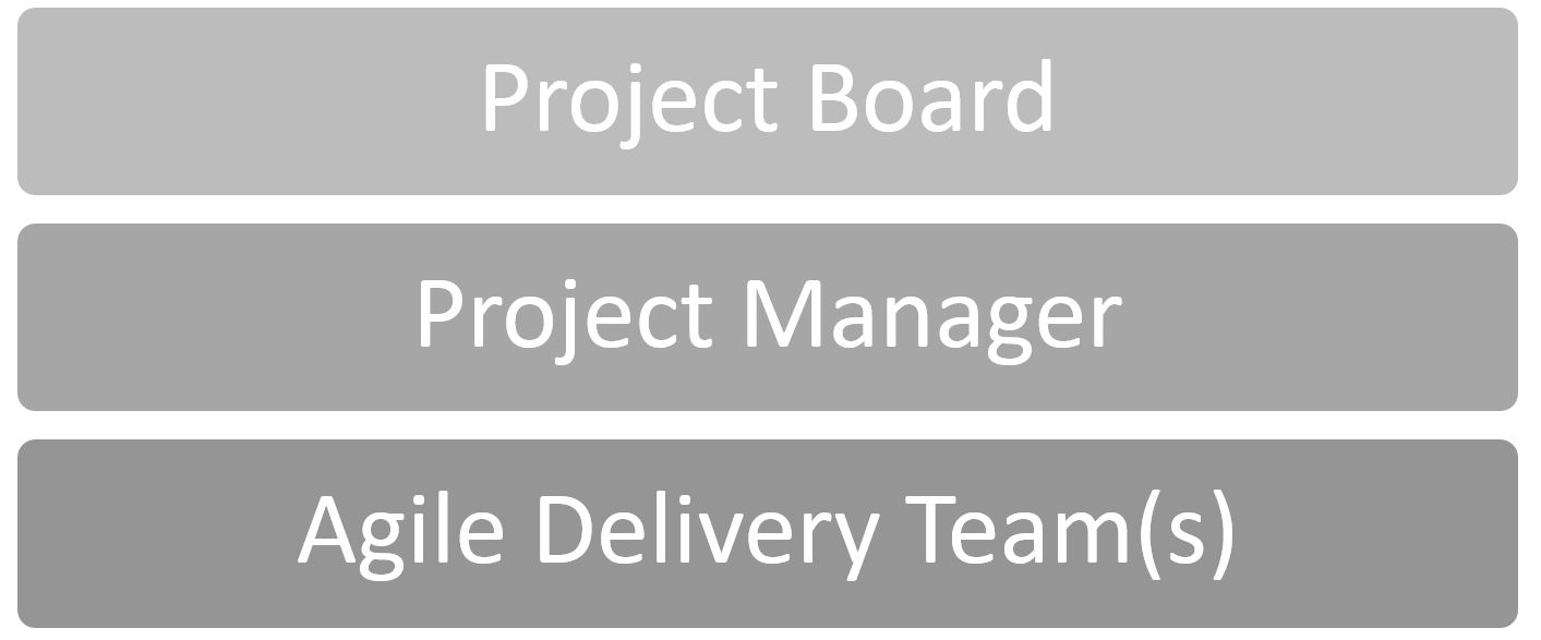 Prince2 how2 the prince2 agile organization organization is one of the seven prince2 themes and includes definitions of roles and responsibilities at different levels of the project organization 1betcityfo Choice Image