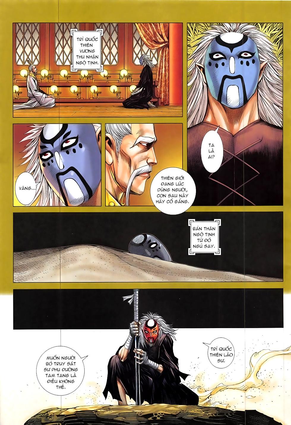 Tây Du chap 24 Trang 29 - Mangak.info