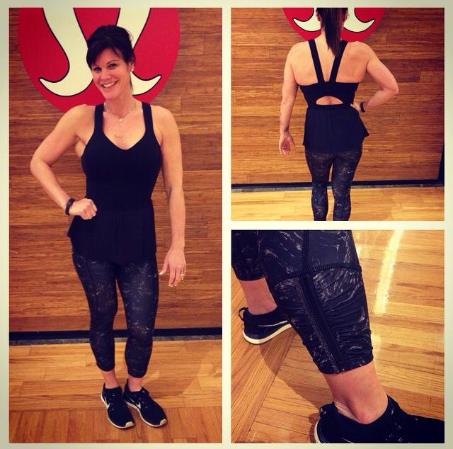 lululemon arsenl ambient runday crop