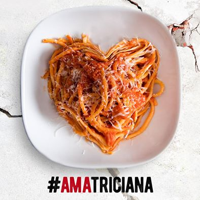 #AMAtriciana Campaign To Help Collect Funds For People Affected By Earthquake In Central Italy