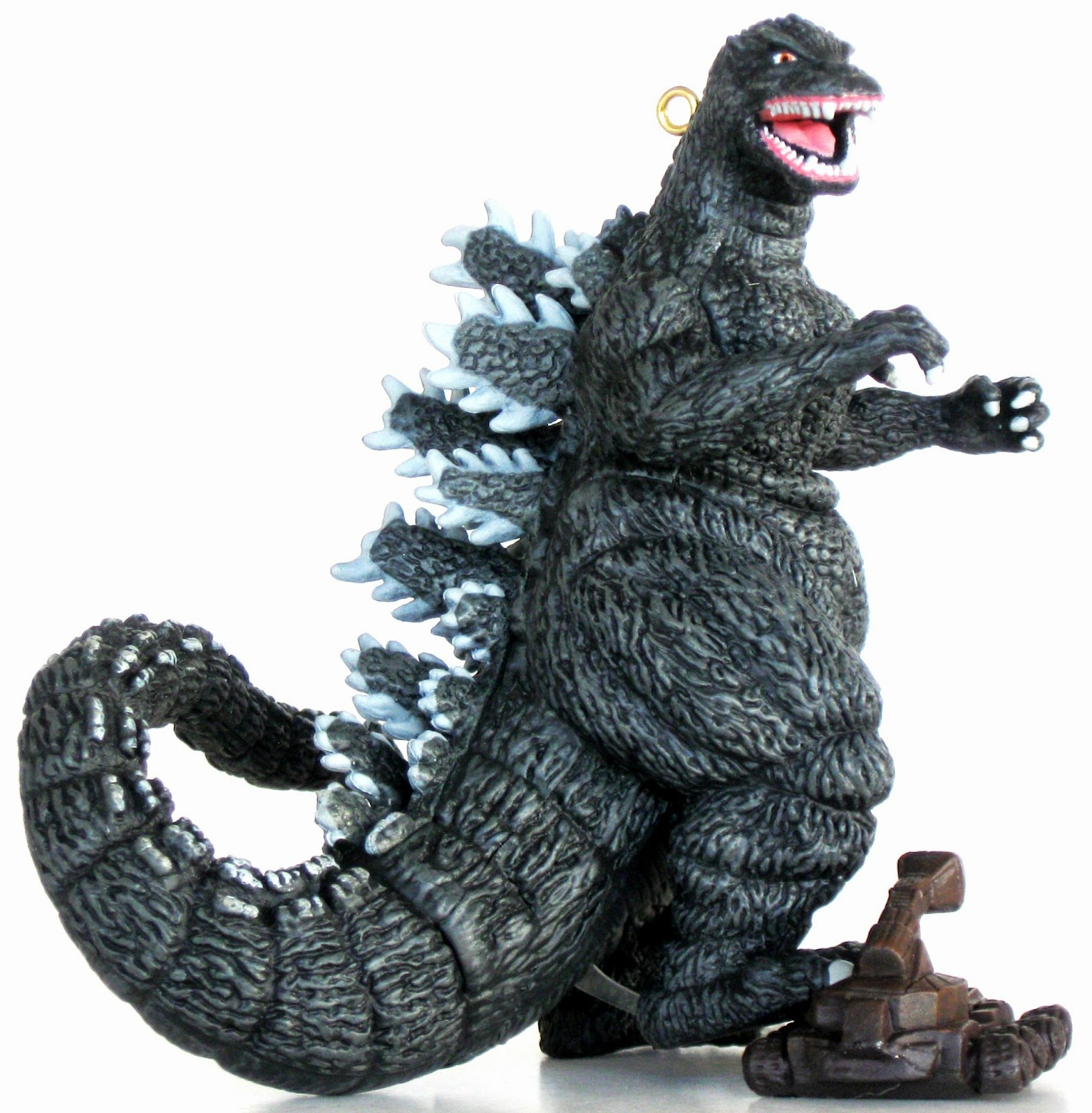 Toys and stuff american greetings 2012 godzilla ornament w sound tree ornament from american greetings which was released last year its a nice little rendition of the big guy and so without further ado enjoy kristyandbryce Image collections
