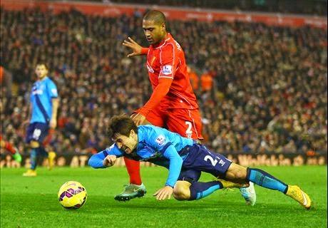 Liga Inggris : Liverpool 1-0 Stoke City