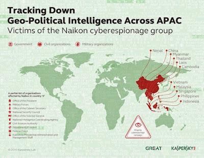 Kaspersky Lab Shares the Chronicles of Hellsing: a Spy vs Spy Story