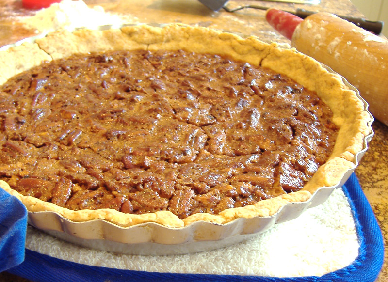 What's Cookin?: Pecan Pie