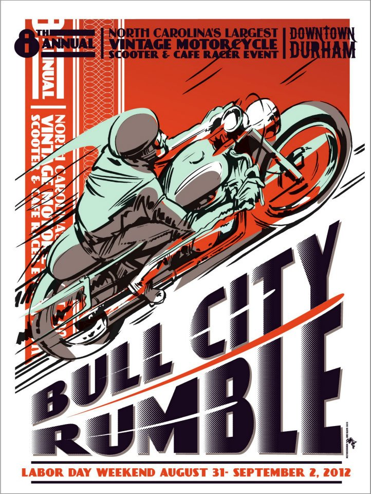 Bull City Rumble 2012 By Martin Cimek