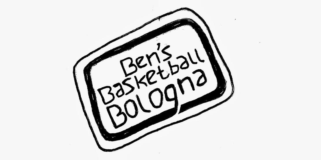 Ben's Basketball Bologna