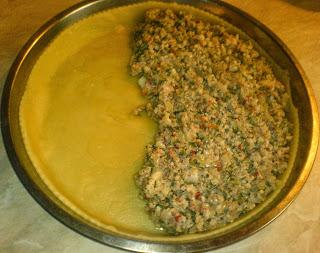 preparare placinta cu carne, cum se prepara placinta cu carne, cum facem placinta cu carne, cum preparam placinta cu carne, retete si preparate culinare de placinta cu carne, reteta placinta,