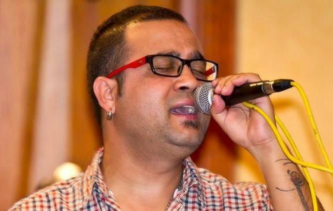 singer-swaroop raj acharya