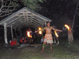 more fire show