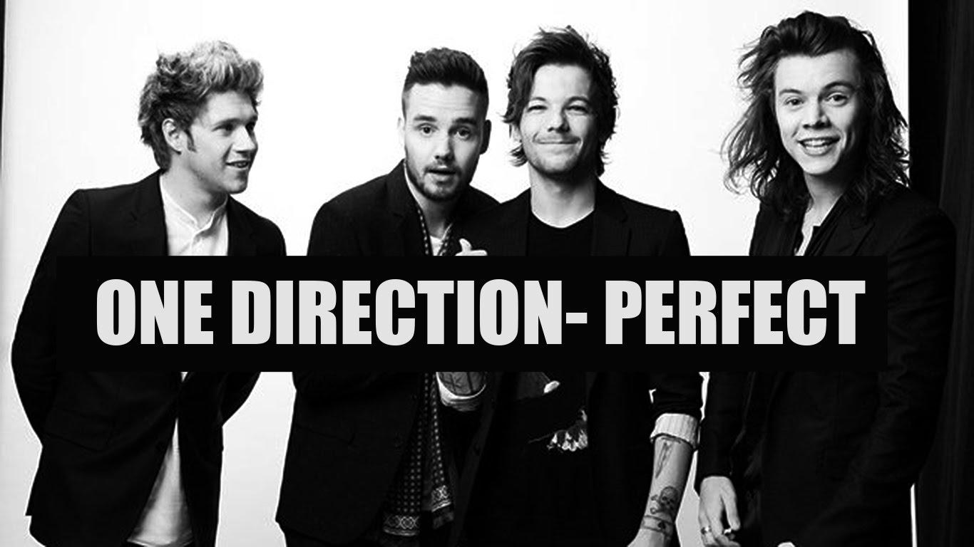 Perfect one direction скачать песню