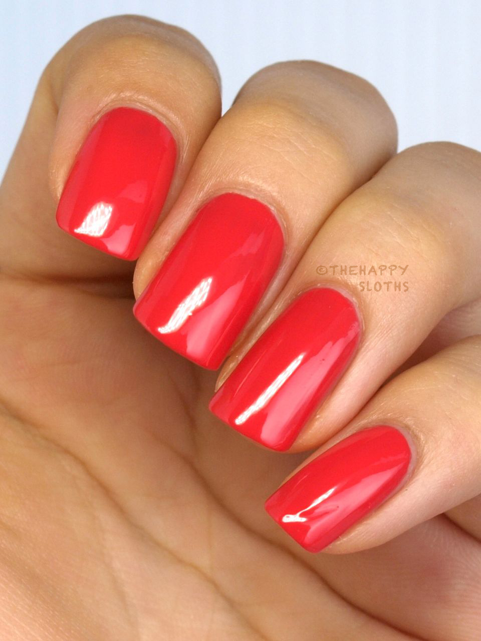 Rainbow Honey Nail Polish Summer Mixtape Collection in Work It Out Review and Swatches