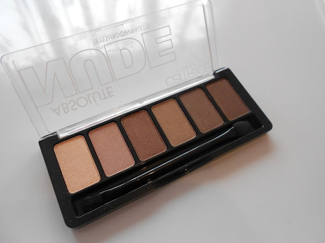 catrice cosmetics nude palette naked dupe drugstore highstreet irish