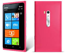 Nokia Lumia 900 Pink