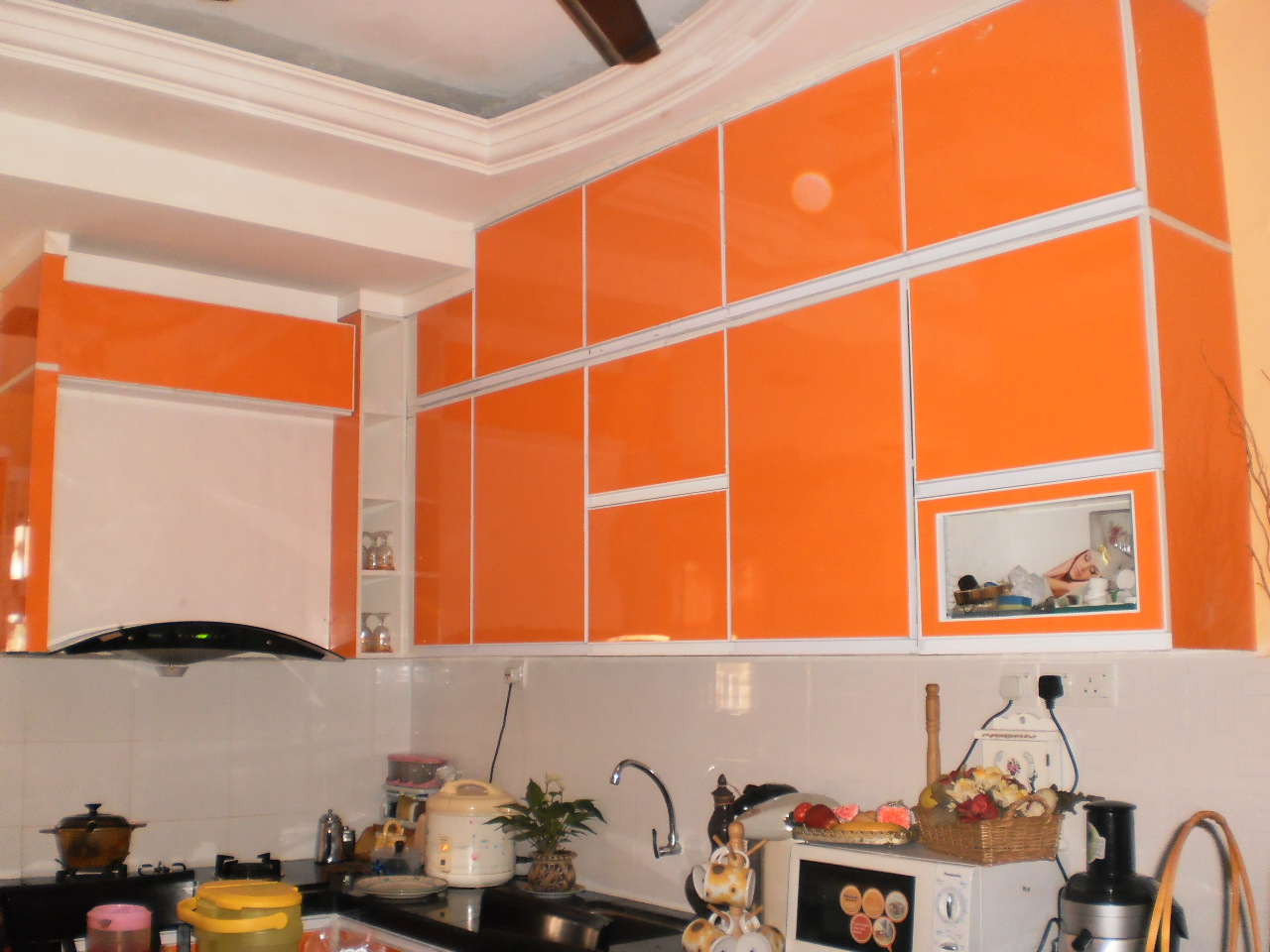 pin gambar kabinet dapur moden pelautscom on pinterest