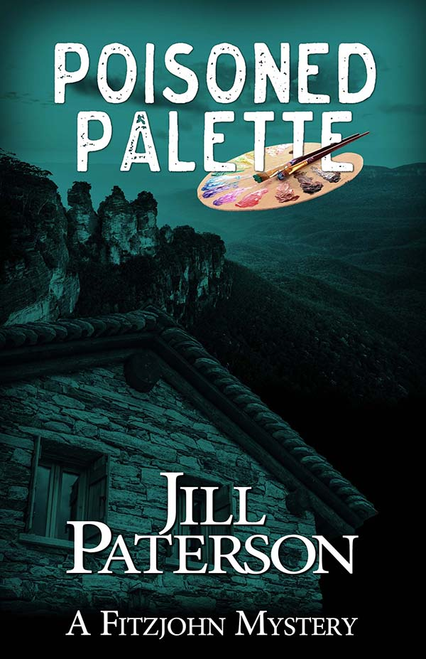 Poisoned Palette (Book #6)