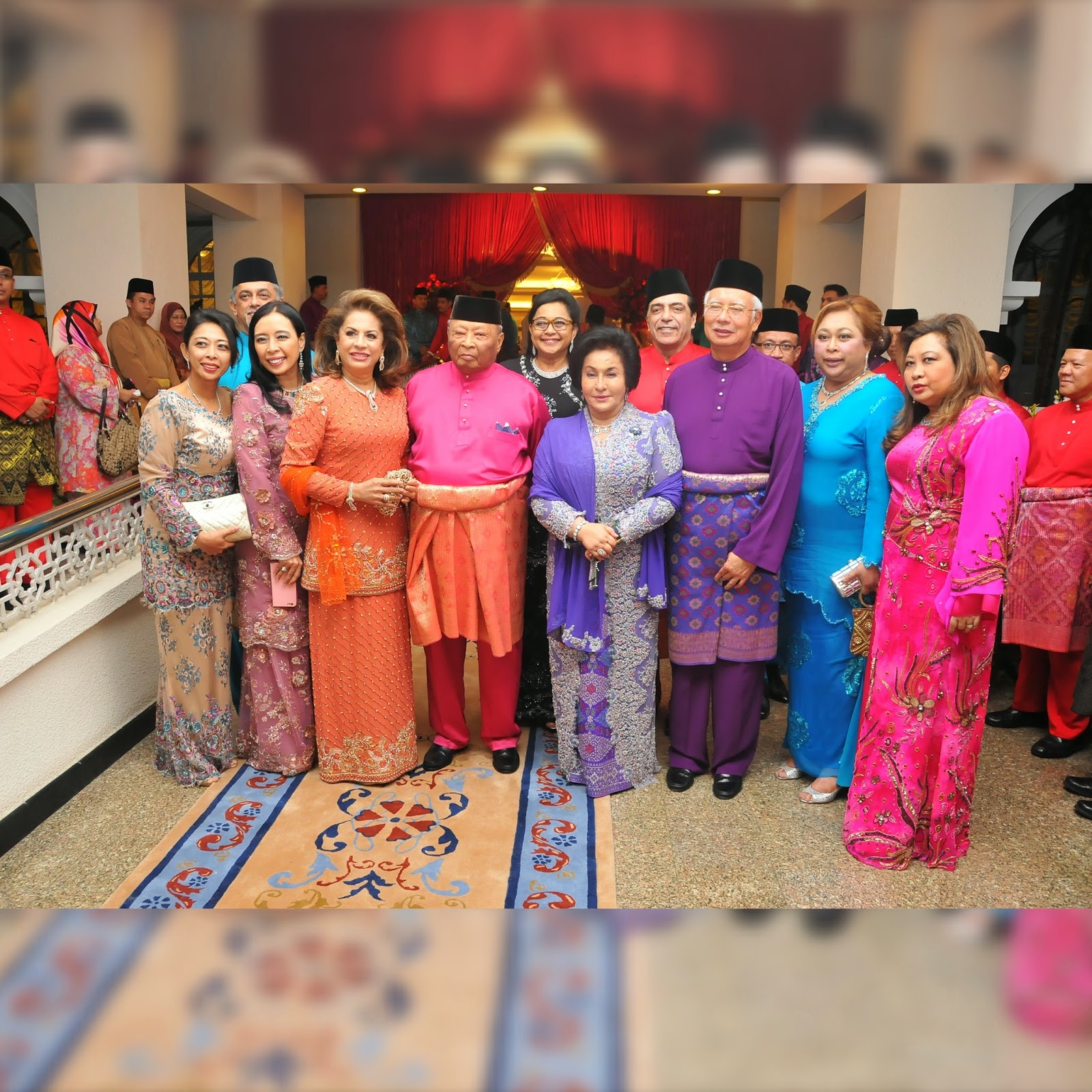 kee hua chee live his majesty the king of malaysia his