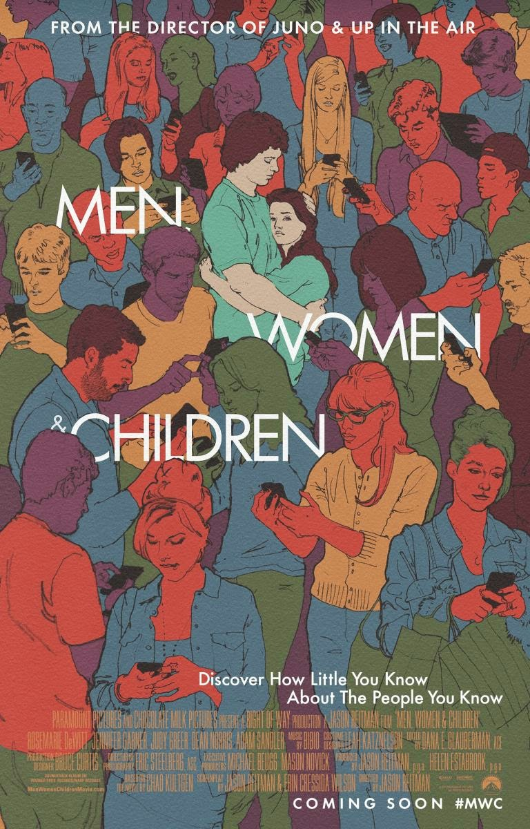 Ver Hombres, mujeres y niños (Men, Women And Children) (2014) Online