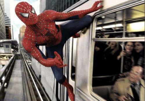 Spider Man 1 Poster