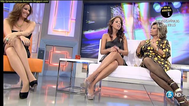 Pastora Soler piernas
