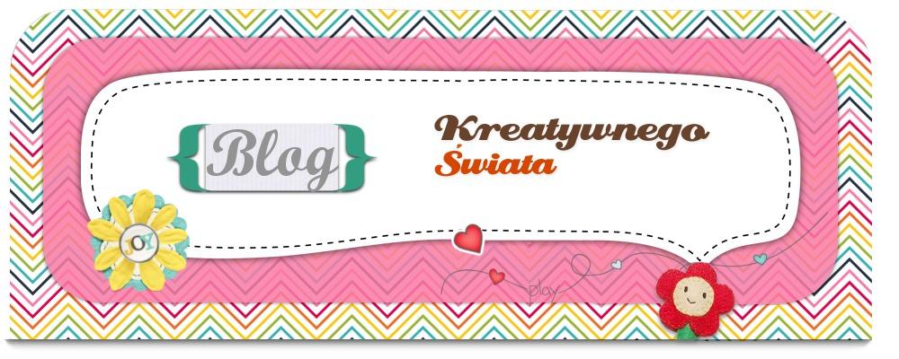 Blog Sklepu KreatywnyŚwiat.pl