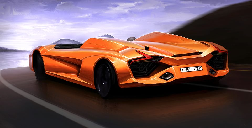 Lamborghini Minotauro Concept 2020 Car Hot Wallpaper