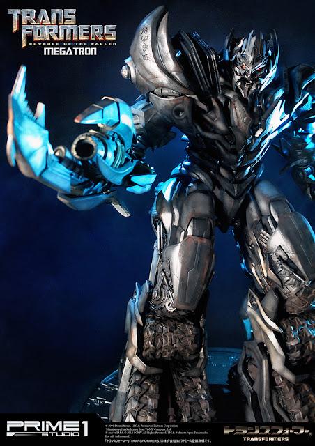[Prime1Studio] Transformers: Revenge of The Fallen: Megatron Polystone Statue 1363962862_10
