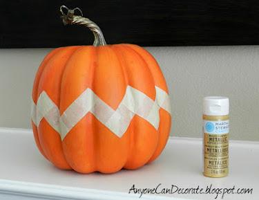 EZ Pumpkin Painting Ideas