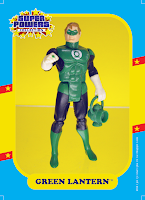 Super Powers Collection Green Lantern Action Figure by Kenner Superman Super Powers Collection Figure Clark Kent Kenner Mattycollector DC Universe Classics Unlimited Man of Steel Toys Movie Masters polymerphelia GeekSummit