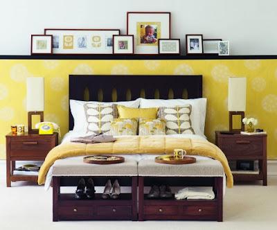 Lindas Habitaciones Amarillas Para Chicas Teens Buenas Ideas