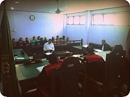 Rasmus Datje Siahaya Didakwa Rugikan Negara Rp 900 Juta via Kasus Pengadaan Batik untuk PNS Kota Jayapura
