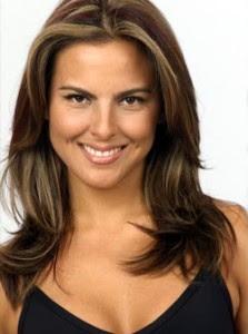 La actriz Kate del Castillo