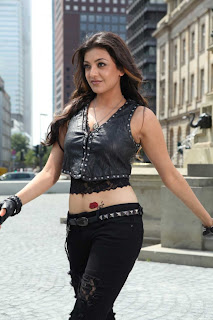 Kajal Agarwal New Tattoo